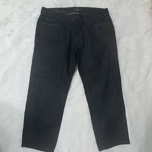 LOFT Denim Capri Pants Modern Crop 29 / 8